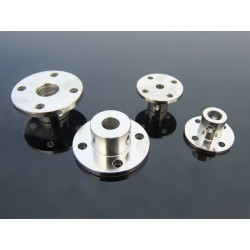 Acople o Brida Para Motor 6mm