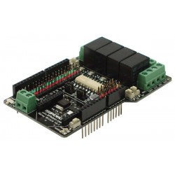 Shield Relay para arduino