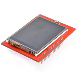 "Display TFT 2.4"" touch shield"