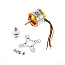 Motor Brushless A2212/1000Kv 13T