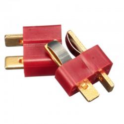 Conector T par para bateria LI-PO