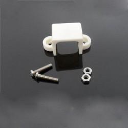 Soporte plástico para mini motorreductor