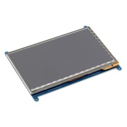 "Pantalla LCD 7"" touch"