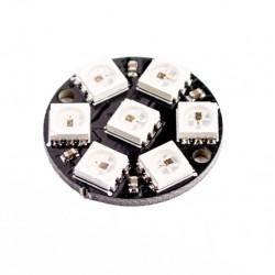 Anillo LED  RGB WS2812 (7BIT)