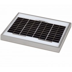 Panel solar de intemperie 15W