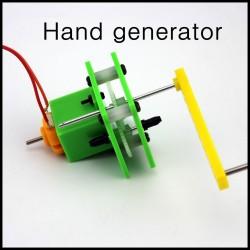 Generador Experimento