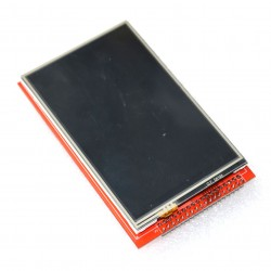 "Display TFT 3.5"" touch para Arduino Mega"
