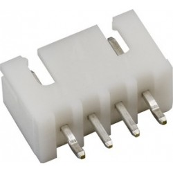 Conector JST-PH-4P macho