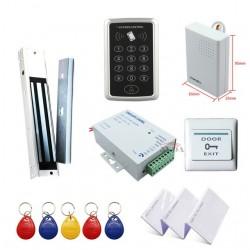 Sistema de control de acceso RFID