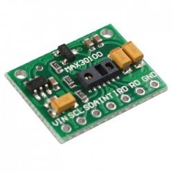 Oximetro y Monitor de Ritmo Cardiaco MAX30100