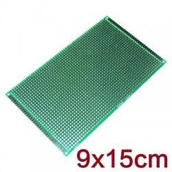 Circuito Impreso Fibra de Vidrio 9x15