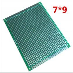 Circuito Impreso Fibra de Vidrio 7x9