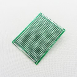 Circuito Impreso Fibra de Vidrio 6x8