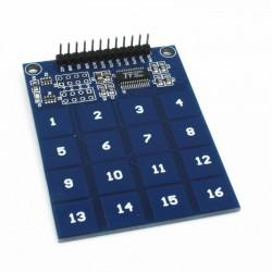 Teclado Matricial Tactil 4x4