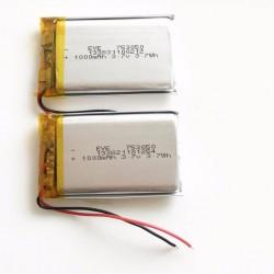 Bateria LI-PO 3.7V 1000mAh