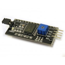 Interfaz I2C para LCD