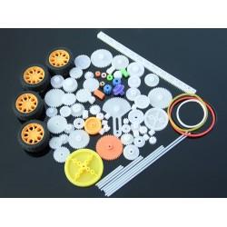 Kit 78 Piezas Mecanicas Plasticas