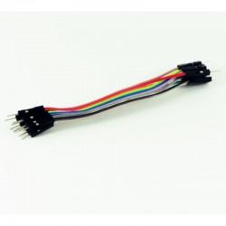 Cable de Conexión Rápida 10cm M-M