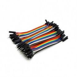 Cable de Conexión Rápida 10cm M-H