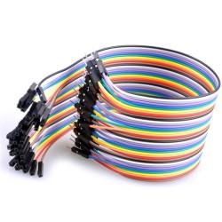 Cable de Conexión Rápida 30cm M-H