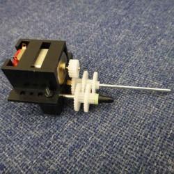 Motorreductor Didactico J025