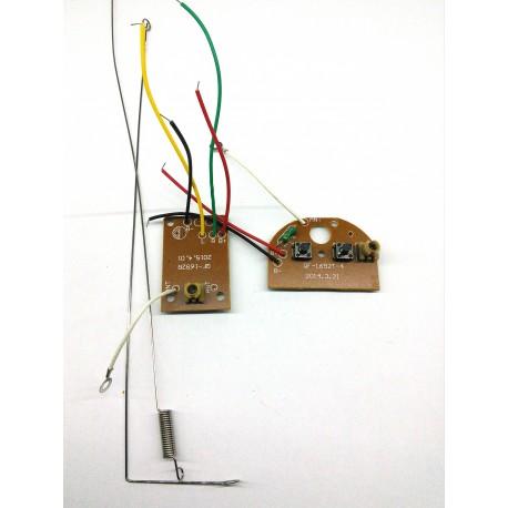 Control Receptor RF 27Mhz RC