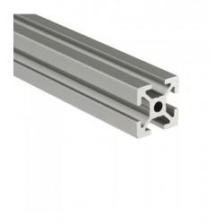 Aluminio Extrusado 2020 1mt