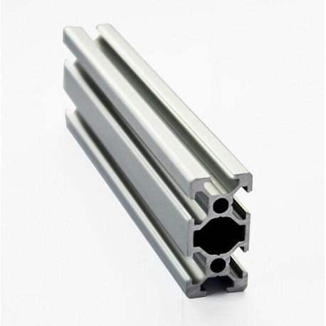 Aluminio Extrusado 2040 1mt