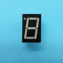 "Display 7 Segmentos Ánodo Común 0.56"""