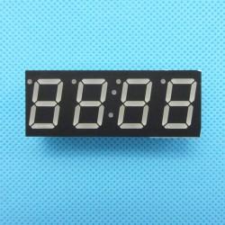 """Display 7 Segmentos 4 Dígitos Catodo Común 0.56"""""""