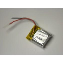 Bateria LI-PO 3.7V 60mAh