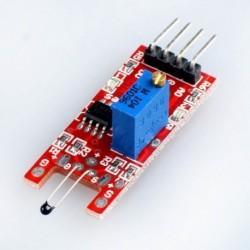 Tarjeta sensor de temperatura NTC