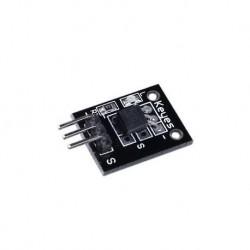 Sensor de temperatura DS18B20 tarjeta