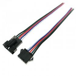Conectores Aéreos con Cable 5 PIN