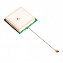 Antena GPS activa con conector UFL