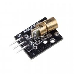 Tarjeta sensor laser