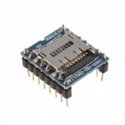 Reproductor de audio WTV020-SD-16P