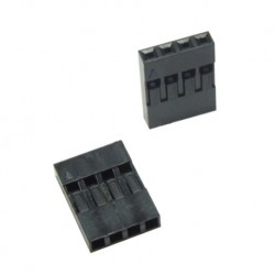 Conector Dupont o Crimp 4Pin