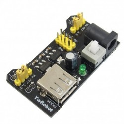 Regulador Protoboard MB102
