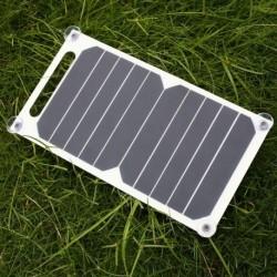 Panel Solar Con Salida USB