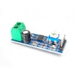 Tarjeta amplificador de audio LM386