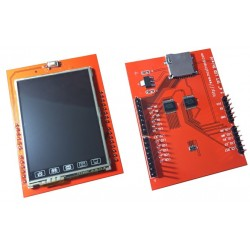 """Display TFT 2.4 touch shield"""""""