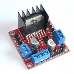Driver Controlador de Motores L298N