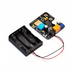 Tarjeta WIFI  con sensor DHT11
