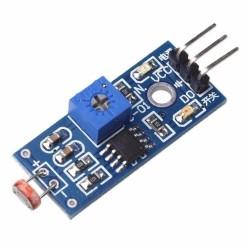 Tarjeta sensor de luz LDR
