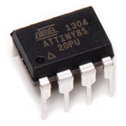 Microcontrolador ATmel ATtiny85