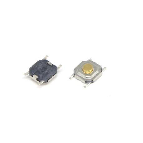 Pulsador SMD 4*4*1.5mm metalico