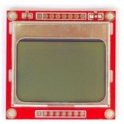 Display LCD grafico 84*48