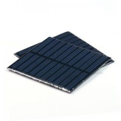 Panel Solar Ensamble 5V 150mA