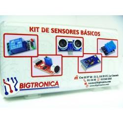 Kit de sensores basico Arduino